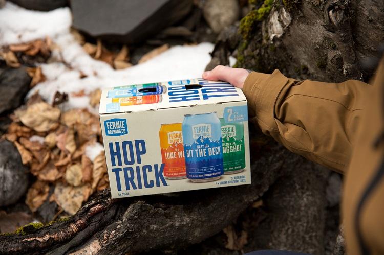 pack of hop trick