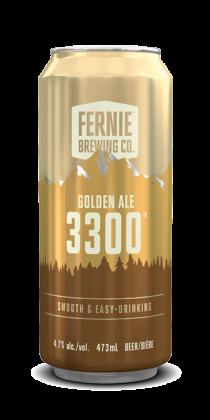 3300™  golden ale