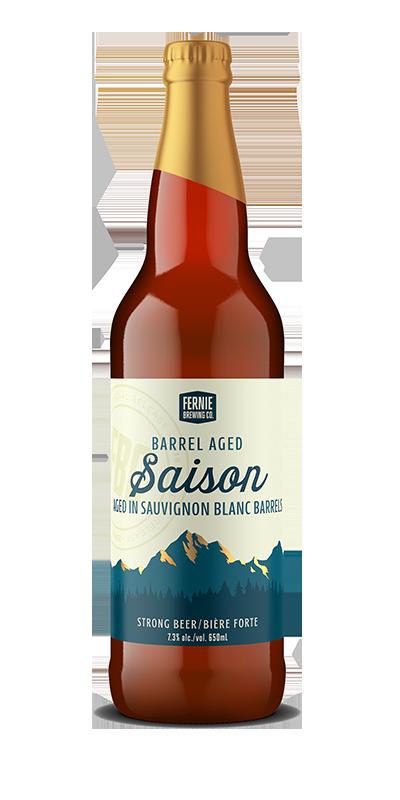 Fernie Brewing Co. Barrel Aged Saison