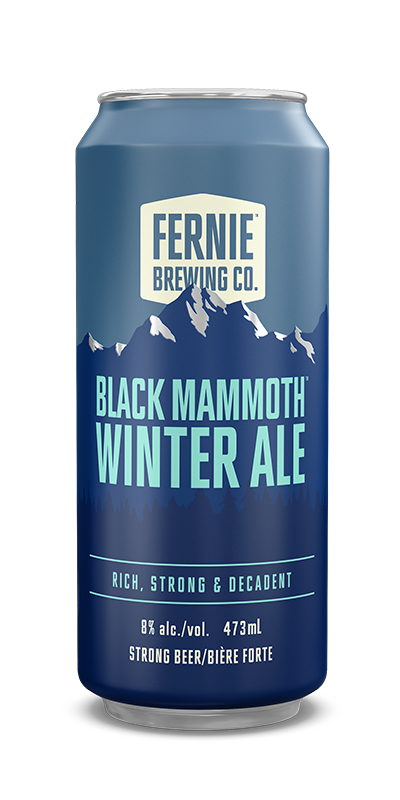 Can of Black Mammoth