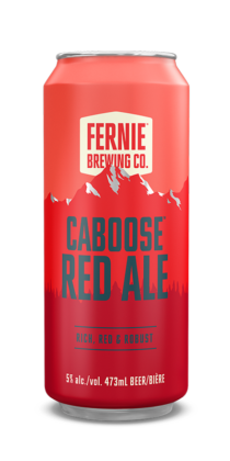 CABOOSE™ red ale
