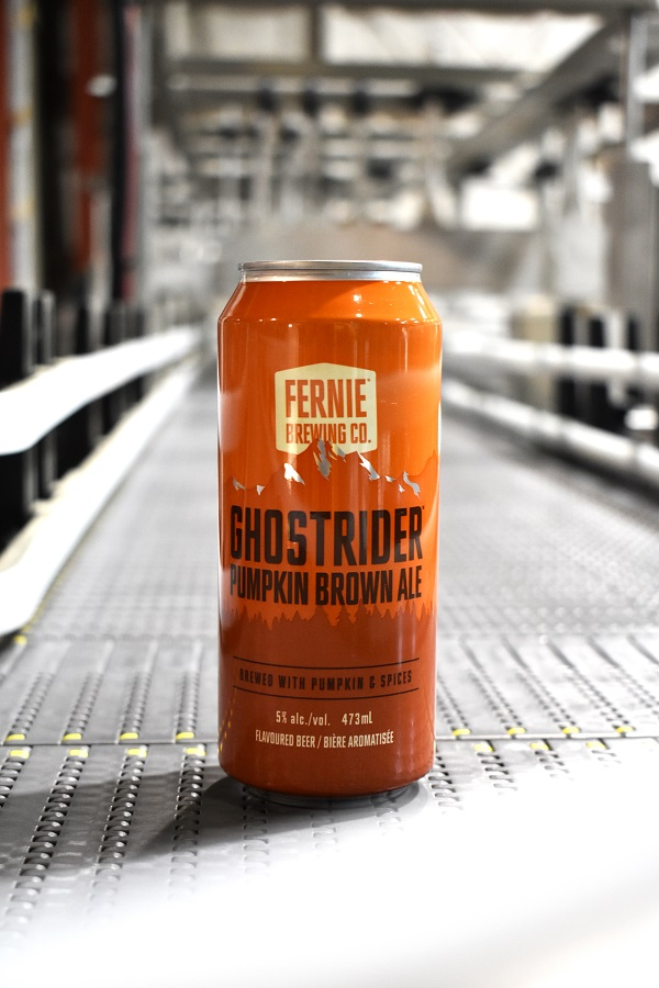 Ghostrider on the canning line