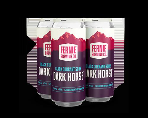 4 pack of dark horse