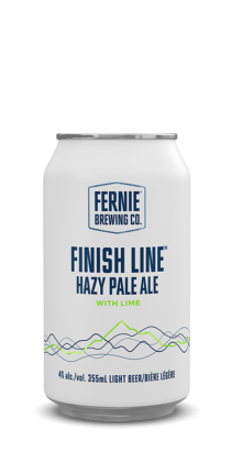 FINISH LINE™  hazy pale with lime