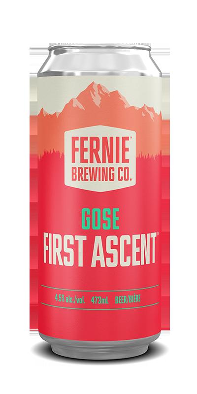 Fernie Brewing Co. First Ascent Gose
