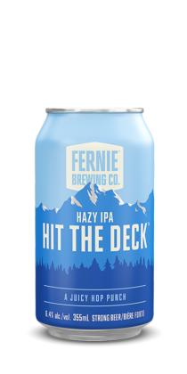 HIT THE DECK® hazy ipa