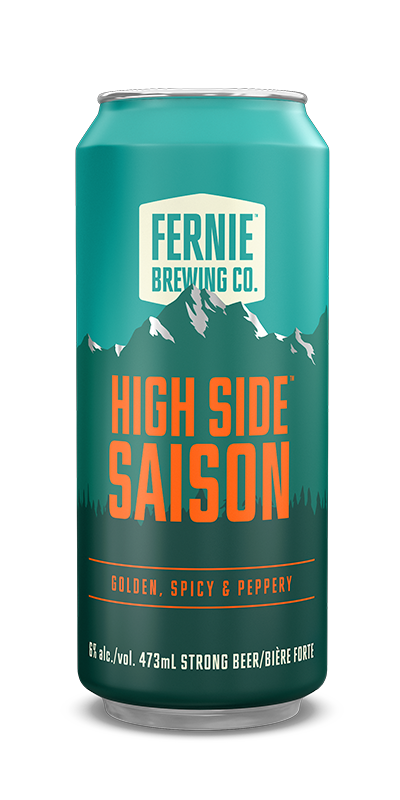 Fernie Brewing Co. High Side Saison