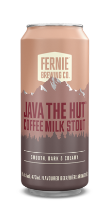 JAVA THE HUT™ coffee milk stout