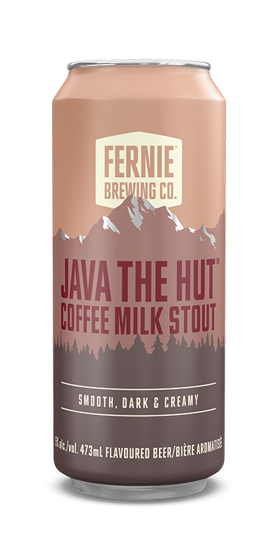 Fernie Brewing Co. Java the Hut Coffee Milk Stout