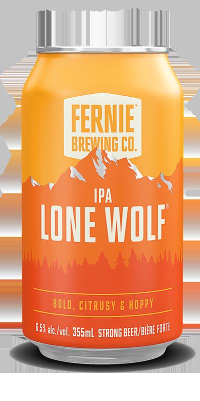 Fernie Brewing Co. Lone Wolf IPA