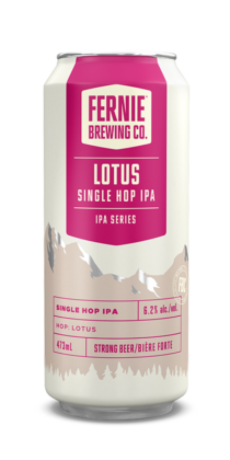 LOTUS single hop ipa