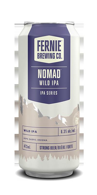 Fernie Brewing Co. Nomad Wild IPA