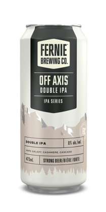OFF AXIS™ double ipa