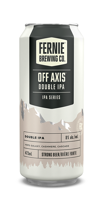 Fernie Brewing Co. Off Axis Double IPA
