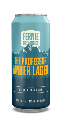 THE PROFESSOR™ amber lager