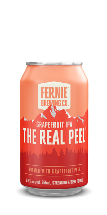 THE REAL PEEL® grapefruit ipa