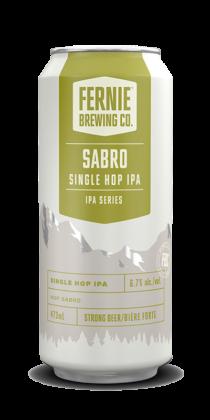 SABRO single hop ipa