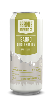 SABRO single hop ipa