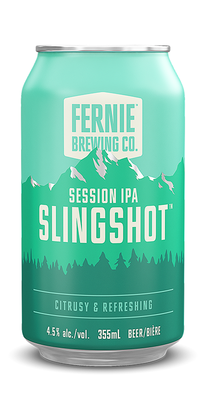 Fernie Brewing Co. Slingshot Session IPA