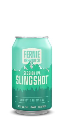 SLINGSHOT® session ipa