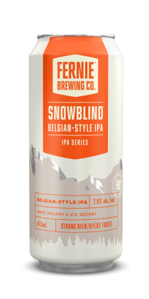 SNOWBLIND™ belgian-style ipa