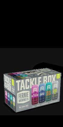 TACKLE BOX™ 8-PACK