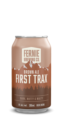 FIRST TRAX® brown ale