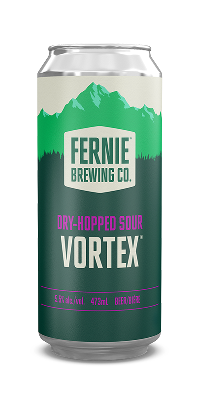 Fernie Brewing Co. Vortex Dry-hopped Sour