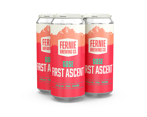 Four pack of Gose