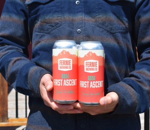 First Ascent Gose 4-pack