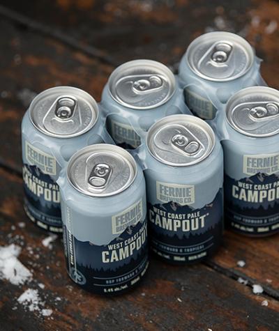 Campout West Coast Ale 6-pack