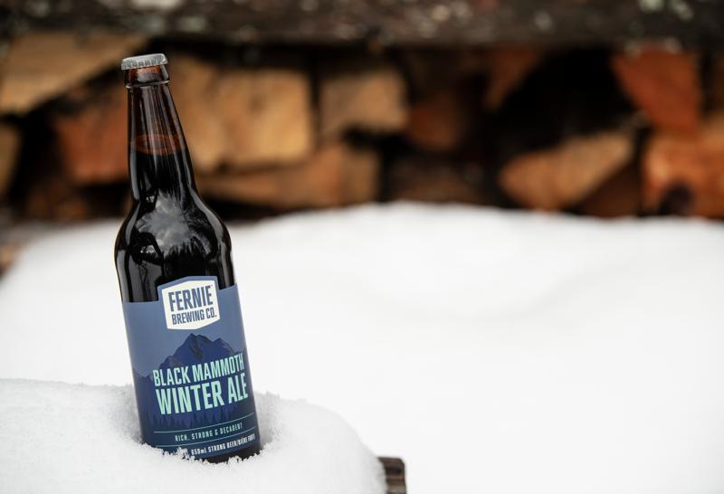Black Mammoth Winter Ale