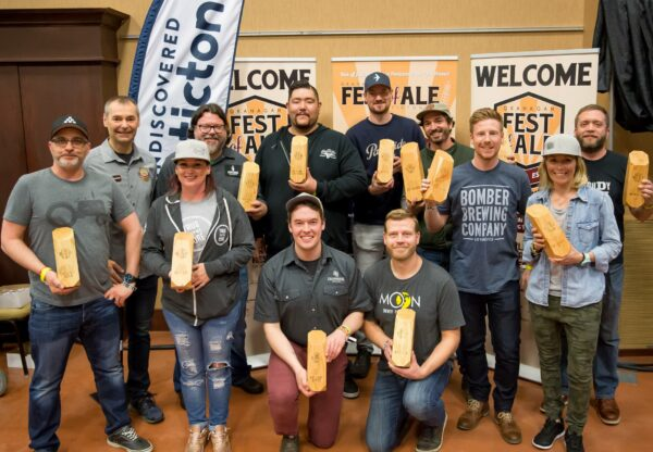 Fernie Brewing Co. wins gold at Okanagan Fest Of Ale.