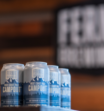 CAMPOUT™ WINS GOLD AT THE CANADIAN BREWING AWARDS