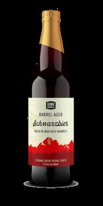 BARREL AGED schwarzbier