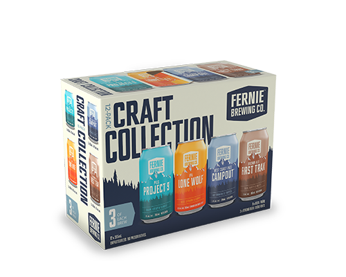 Craft Collection 12-pack.