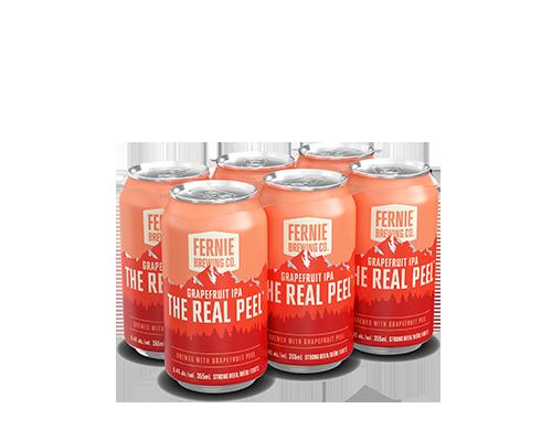 The Real Peel Grapefruit IPA 6-pack.
