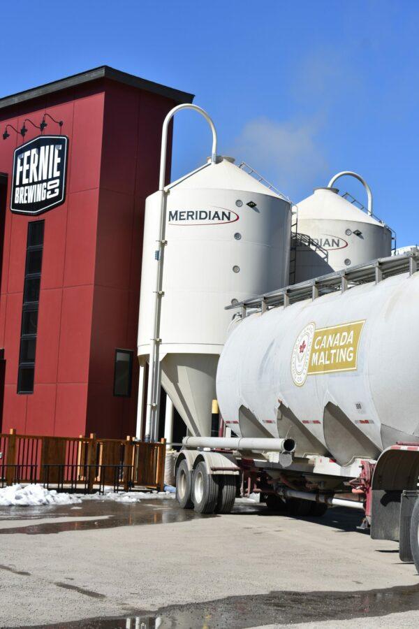 A sustainable spent grain program