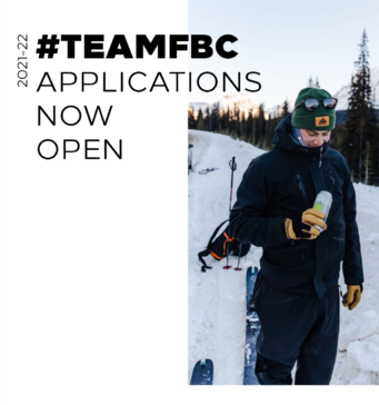 TEAM FBC 2021 – APPLICATIONS NOW OPEN