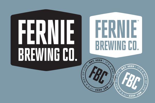 A set of FBC logos